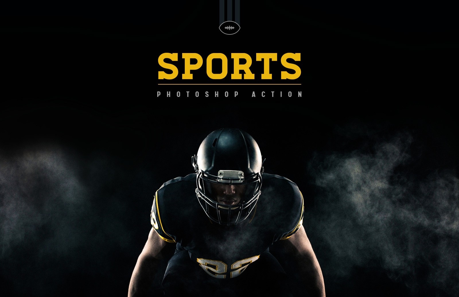 Sports Photoshop Action Preview 1A