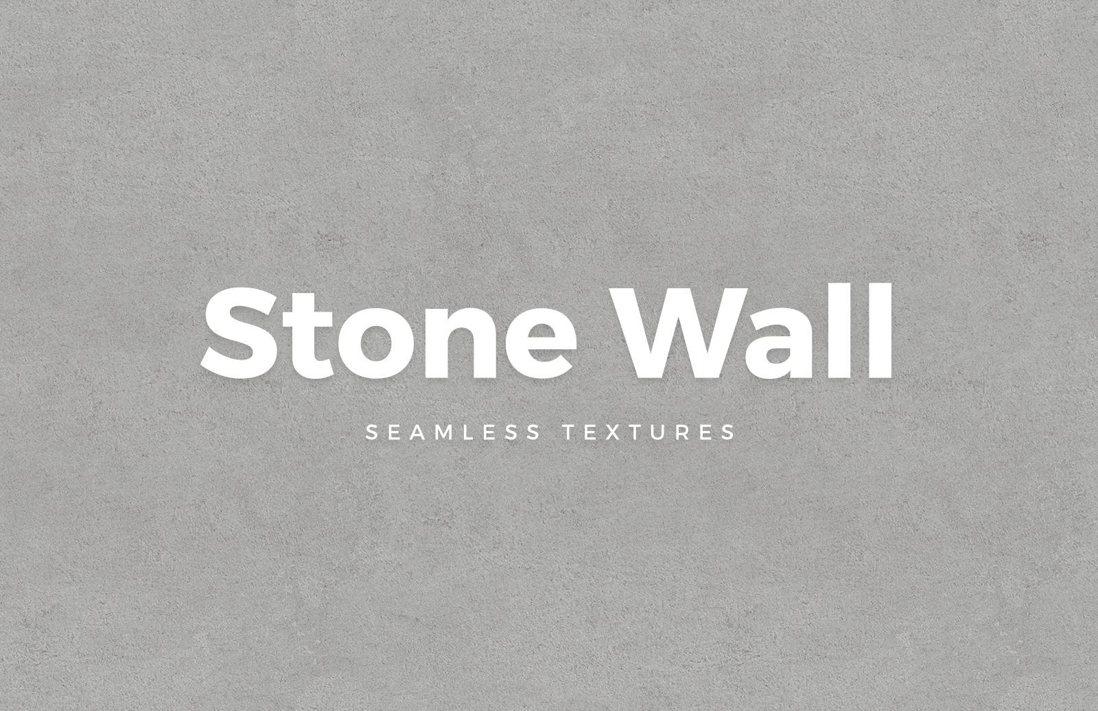 Seamless Stone Wall Textures