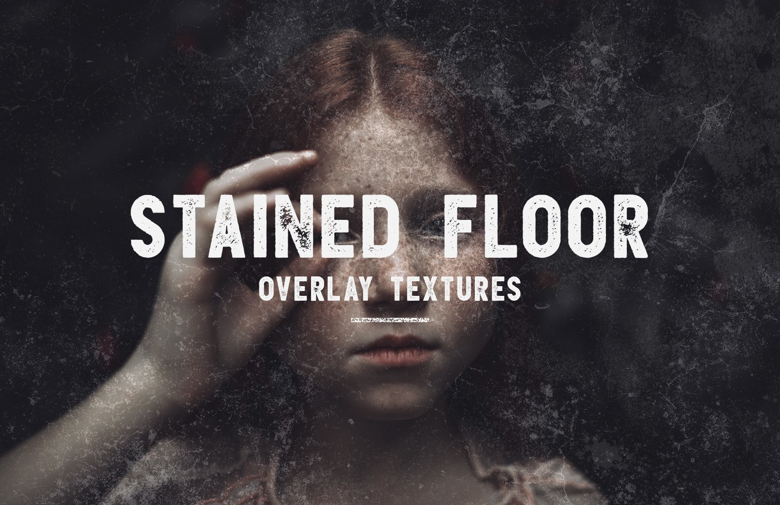 Stained Floor Overlay Textures