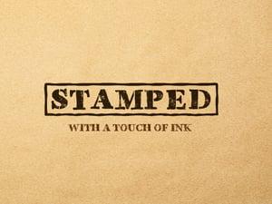 Stamped Desktop & Web Font 1