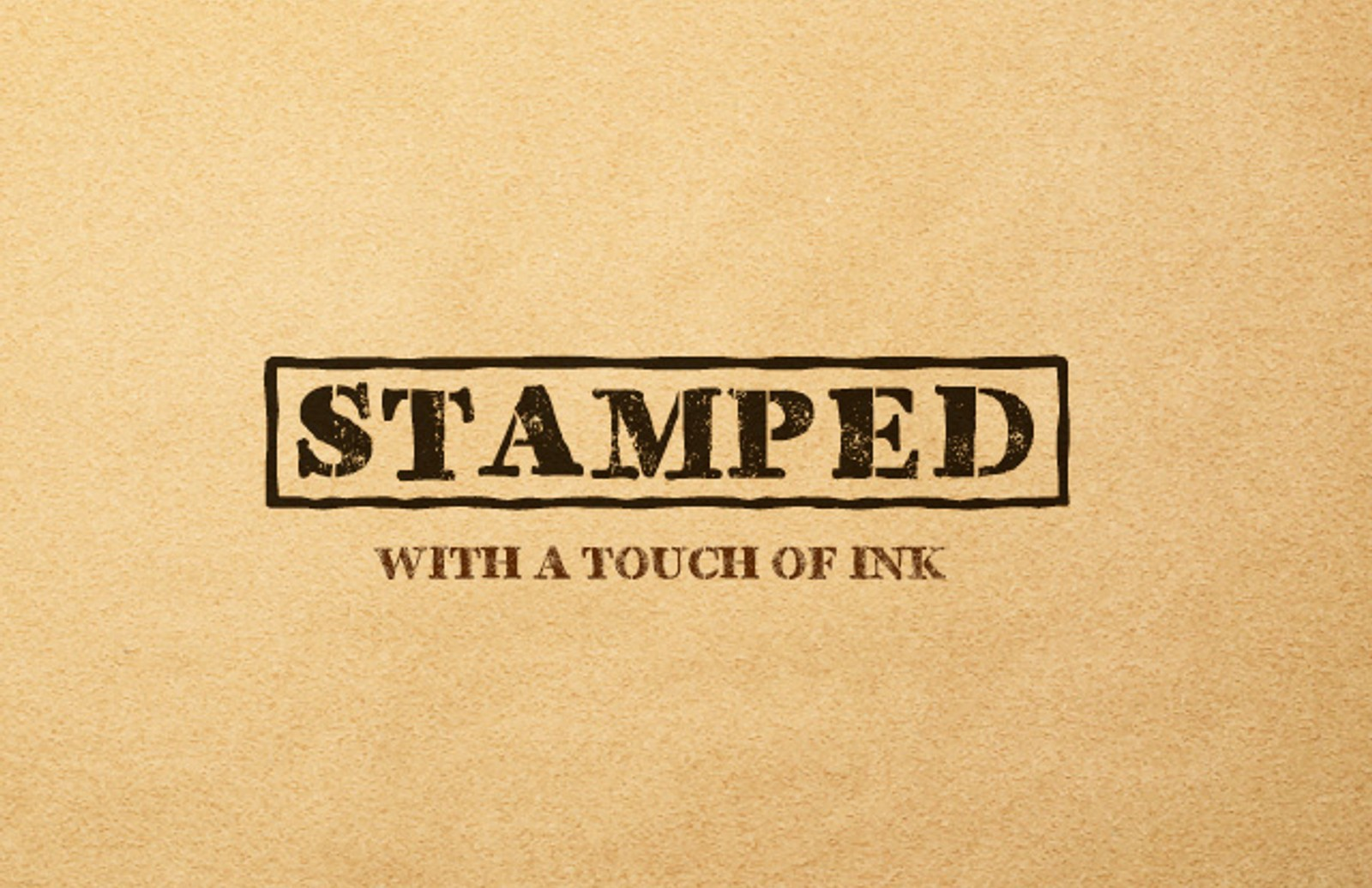 Stamped  Font  Preview1