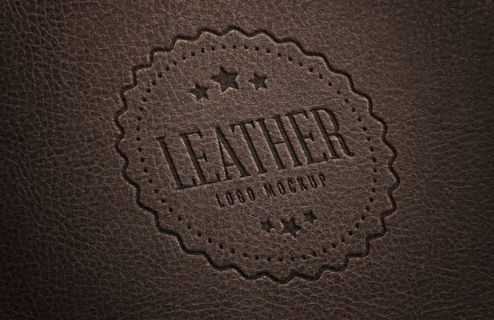 Stamped  Leather  Logo  Mockup 800X518 1