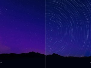 Star Trail Photoshop Action 2