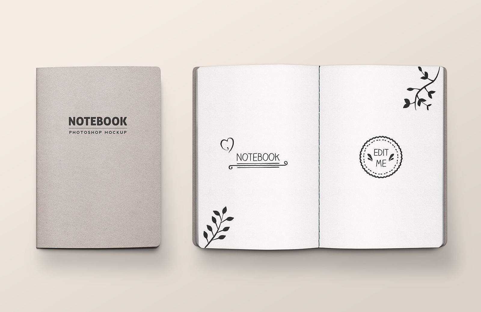 Stitched  Notebook  Mockup  Preview 1