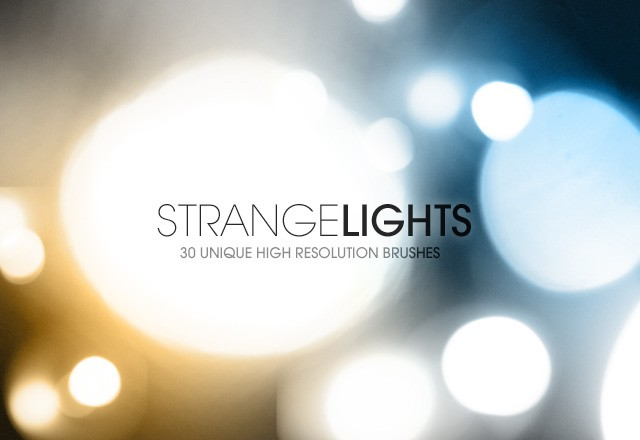 Strange Lights