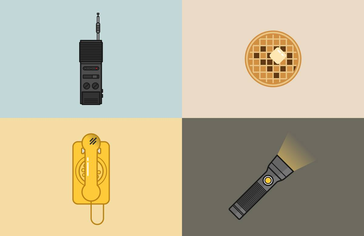 Stranger  Things  Adventure  Icons  Preview 1