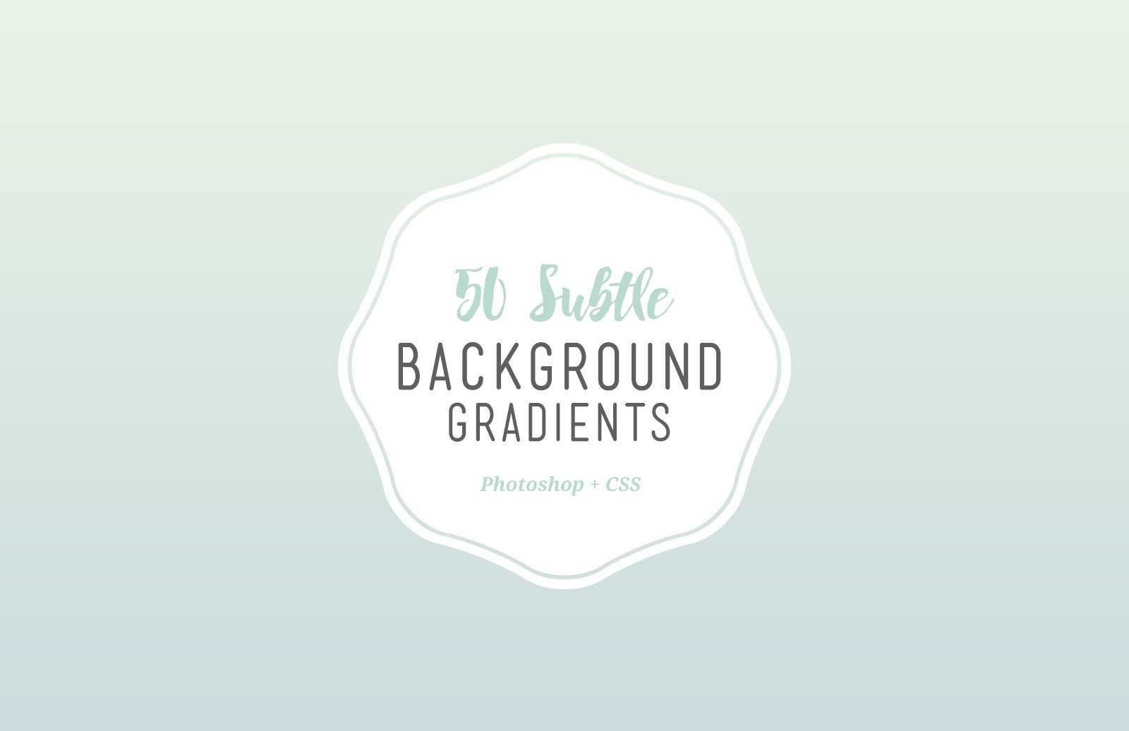 50 Subtle Background Gradients (CSS) 2