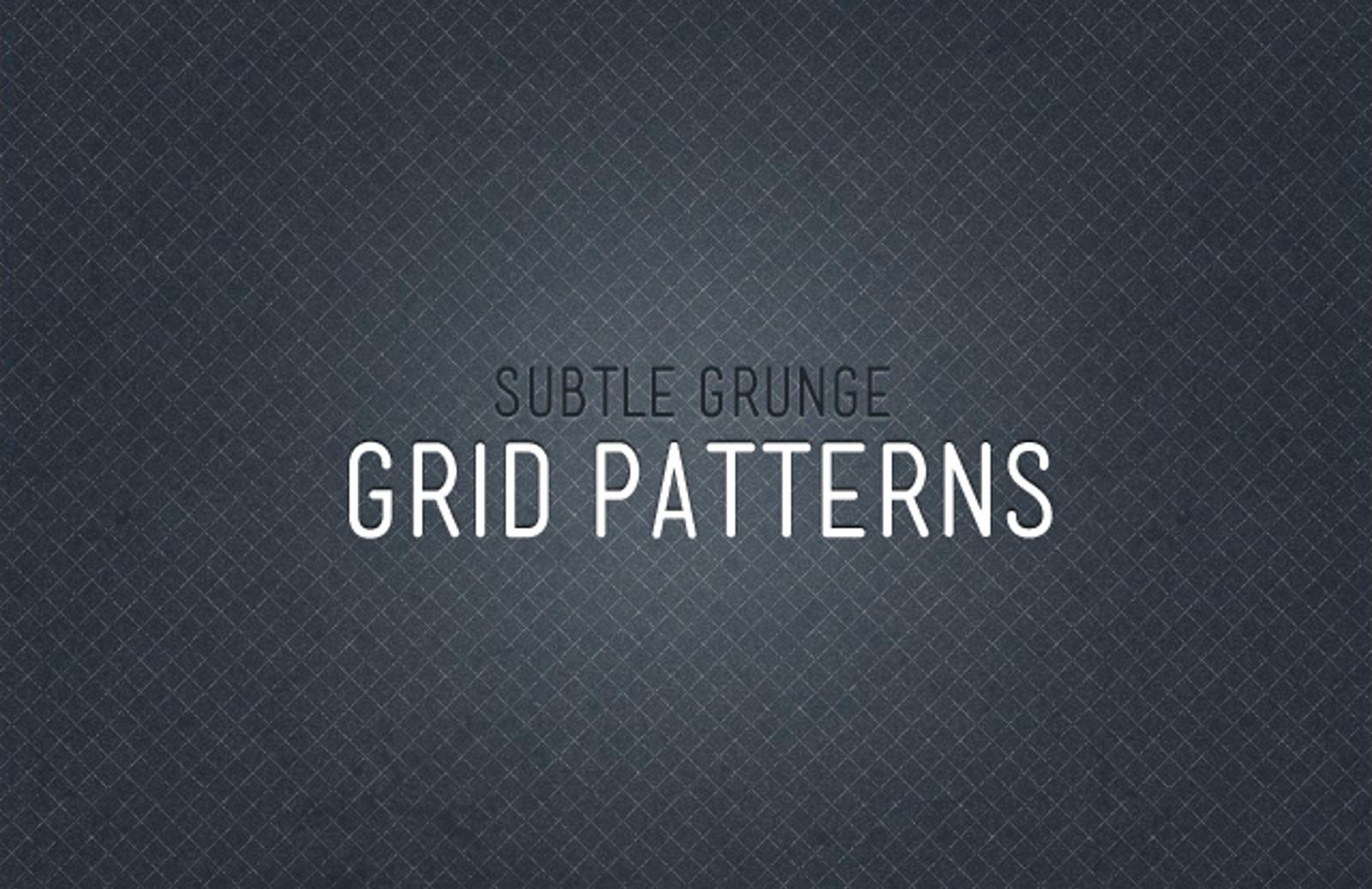 Subtle  Grunge  Grid  Patterns  Preview11
