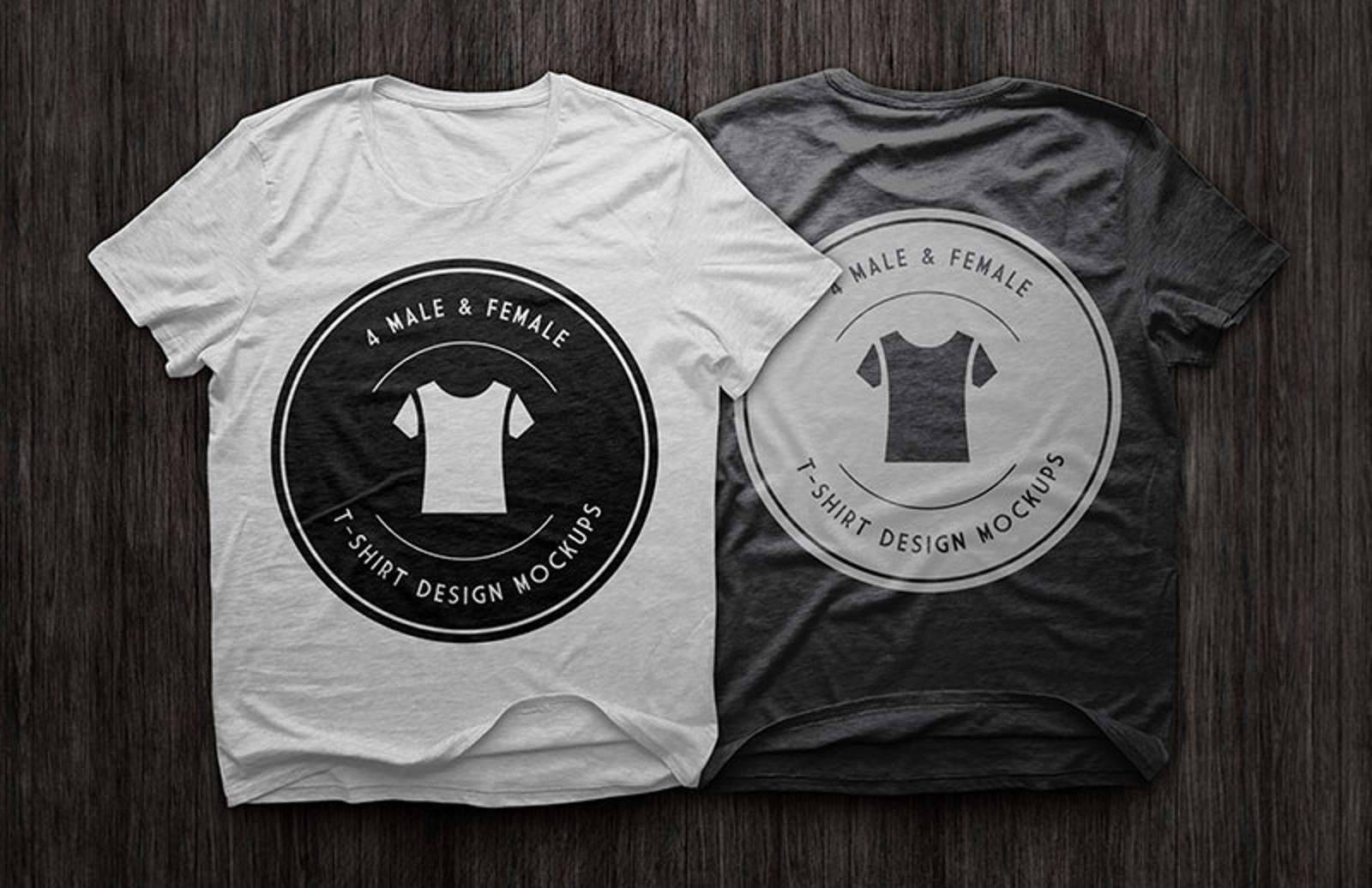 T  Shirt  Design  Mockups  Pack 800X518 1