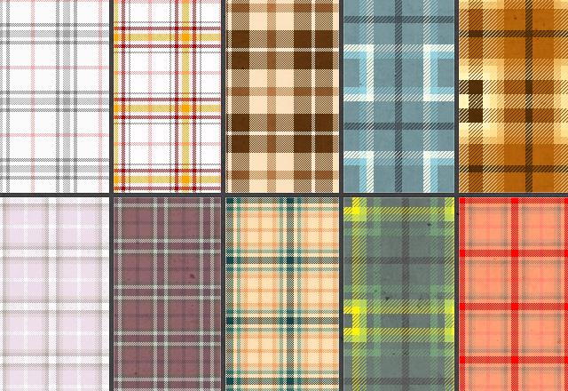 Tartan  Plaid  Patterns  Preview2