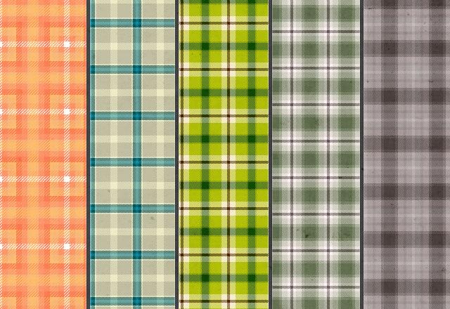 Large Tartan  Plaid  Patterns  Preview4