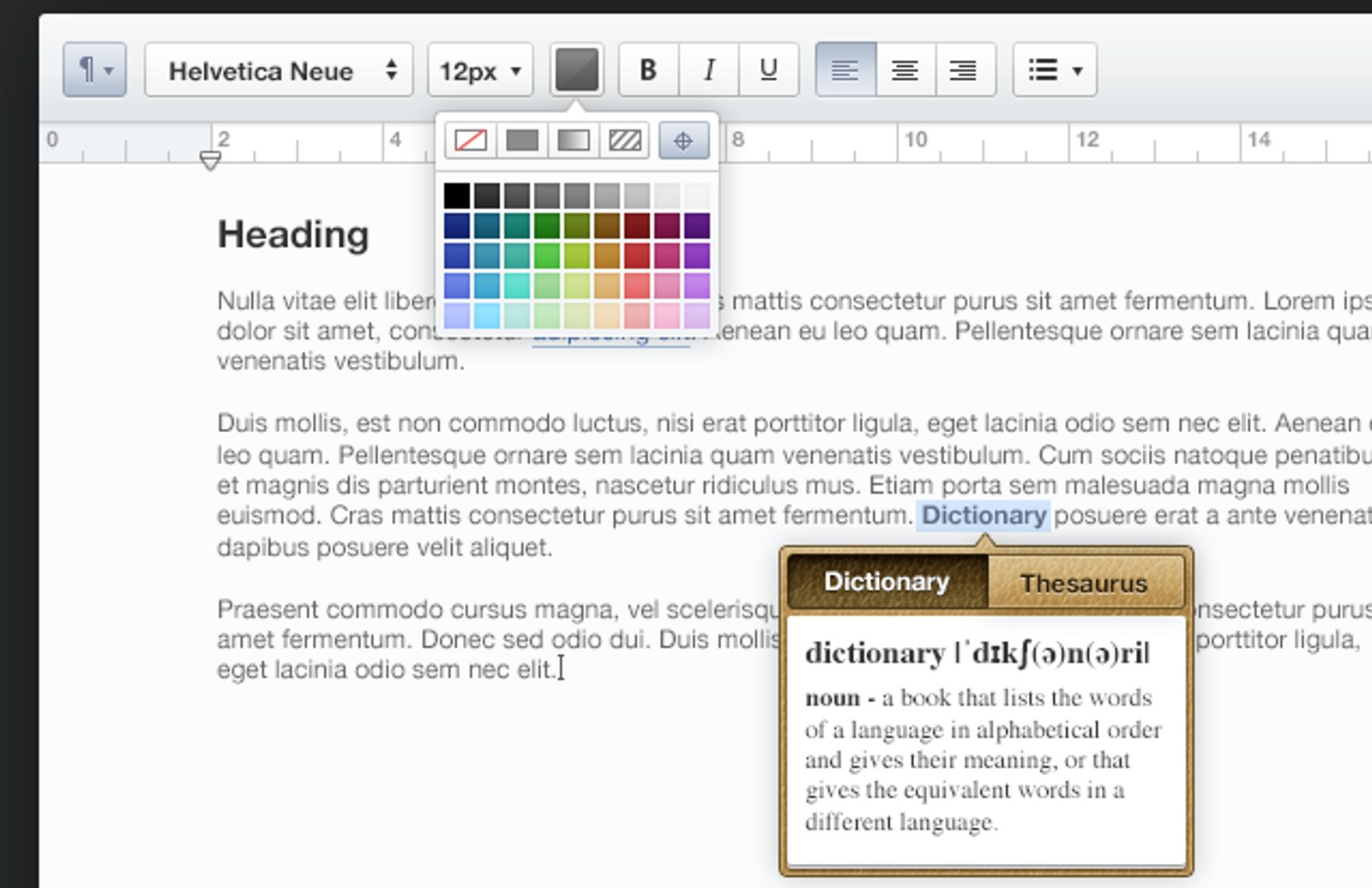 Text  Editor  User  Interface  Preview1