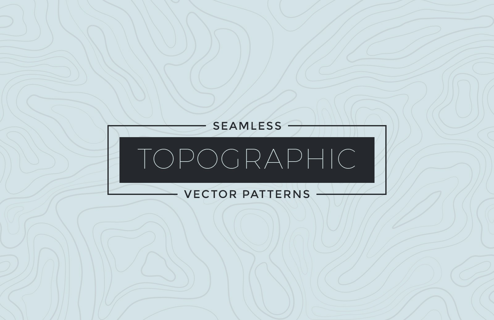 Topographic Patterns Preview 1