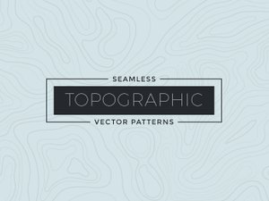 Seamless Topographic Patterns 1