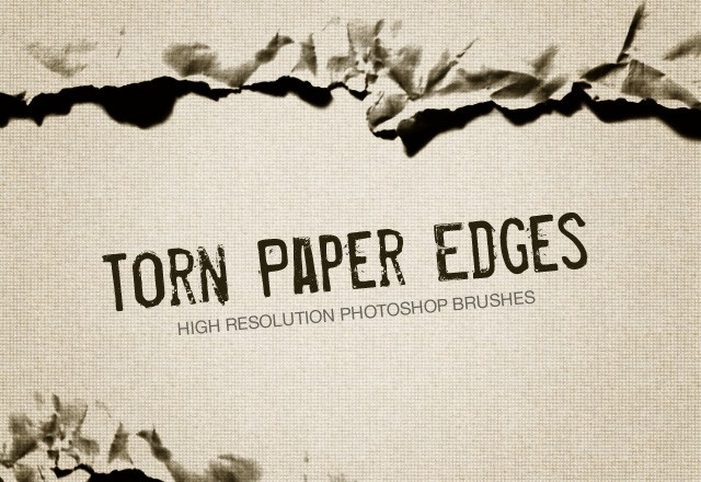 Torn Paper Edges 1
