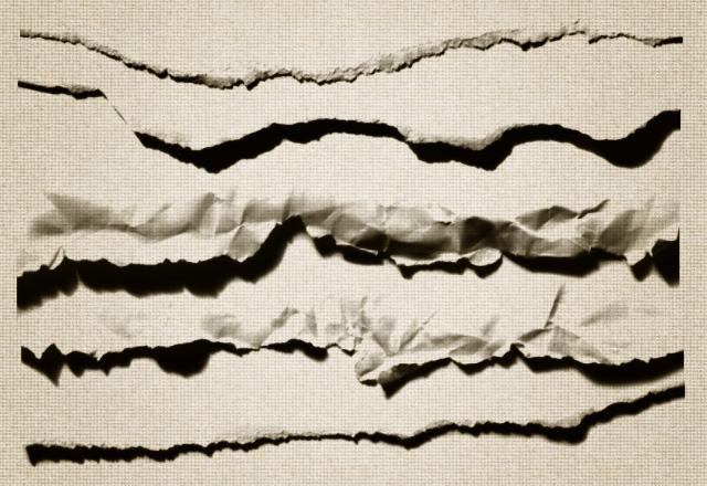 Torn Paper Edges 2