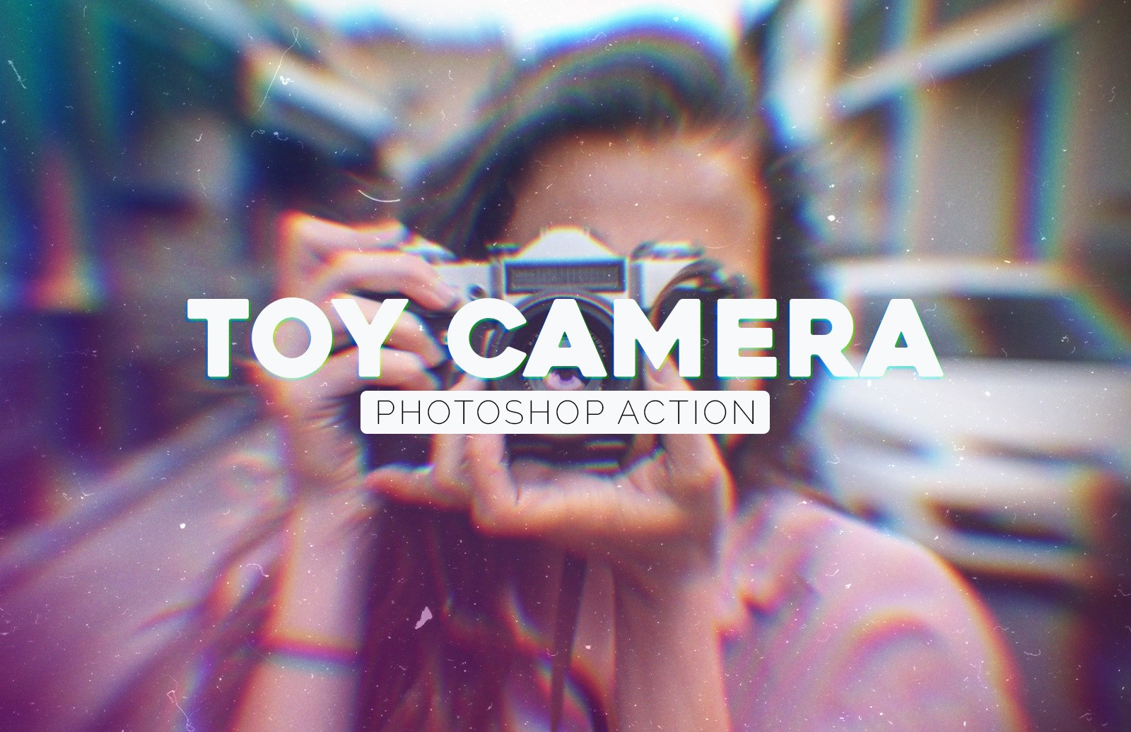 Toy Camera Photoshop Action Preview 1