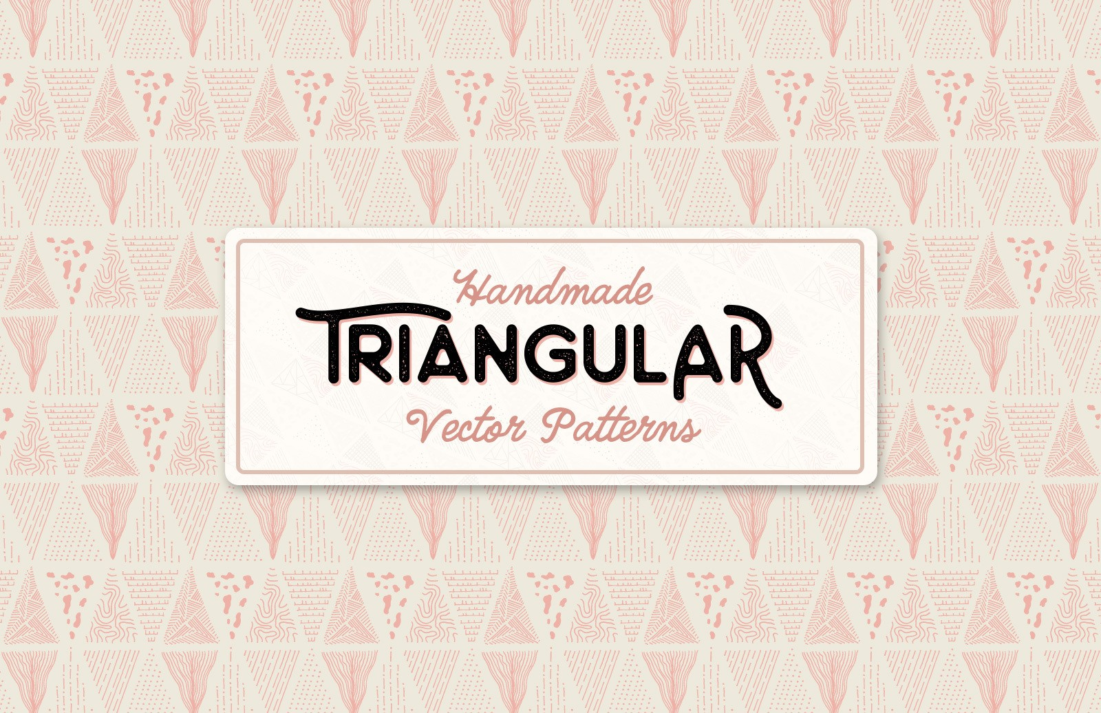 Triangular Vector Patterns Preview 1
