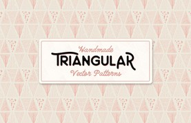 Triangular Vector Patterns