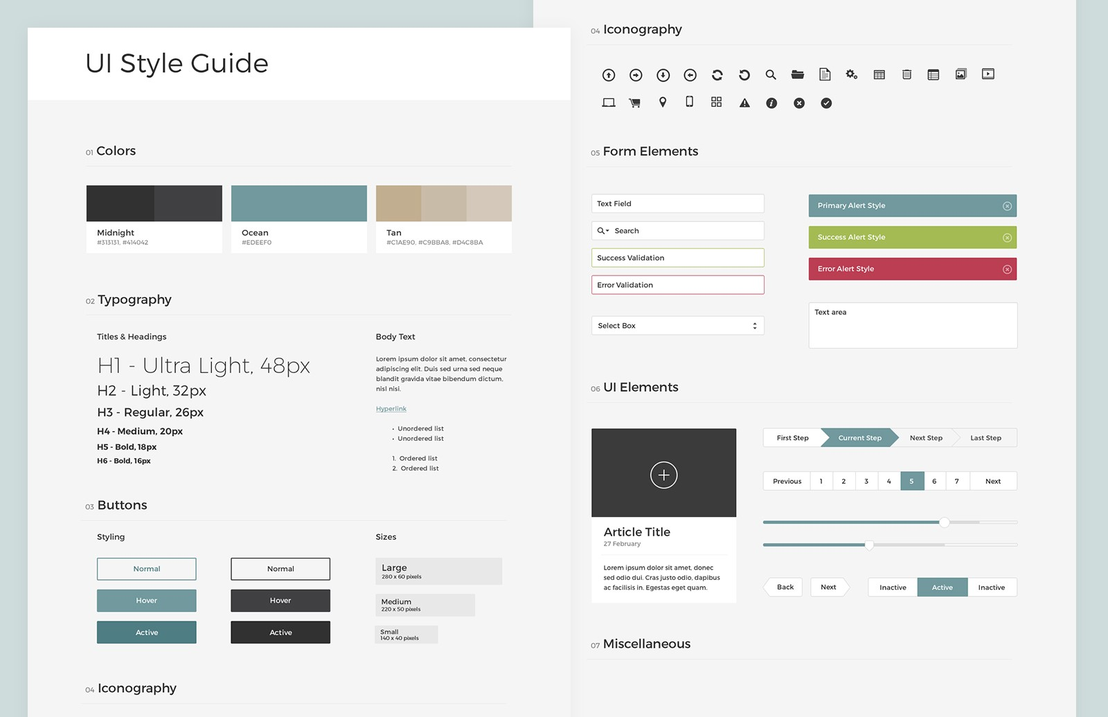 style guide and page A style guide or style manual is a set of standards for the writing and design of documents, either for general use or for a specific publication, organization or field.