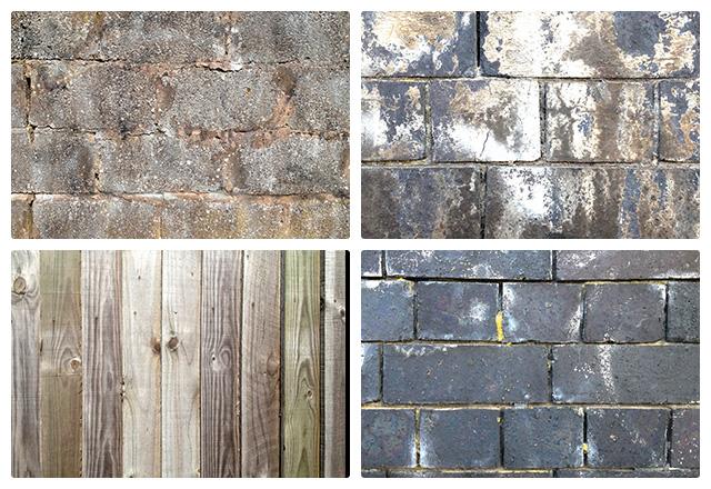 Various Wall Textures