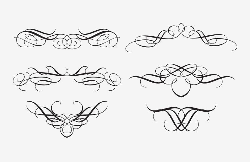 Vector Calligraphic Multi-Pack — Medialoot