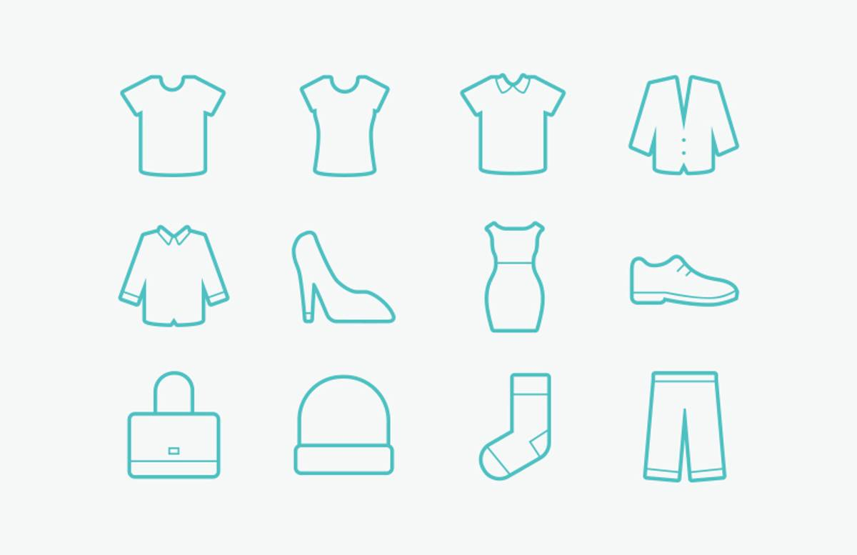 Vector  Clothing  Items 800X518 1