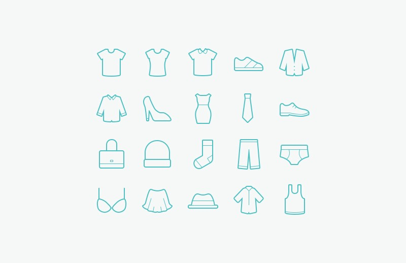 Vector  Clothing  Items 800X518 2