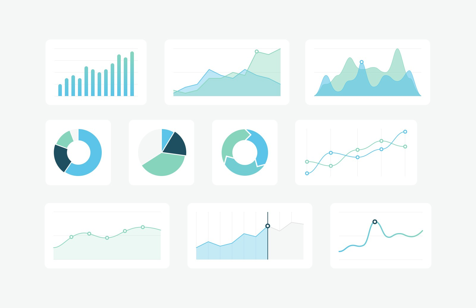 Vector  Graphs   Charts  Preview 1