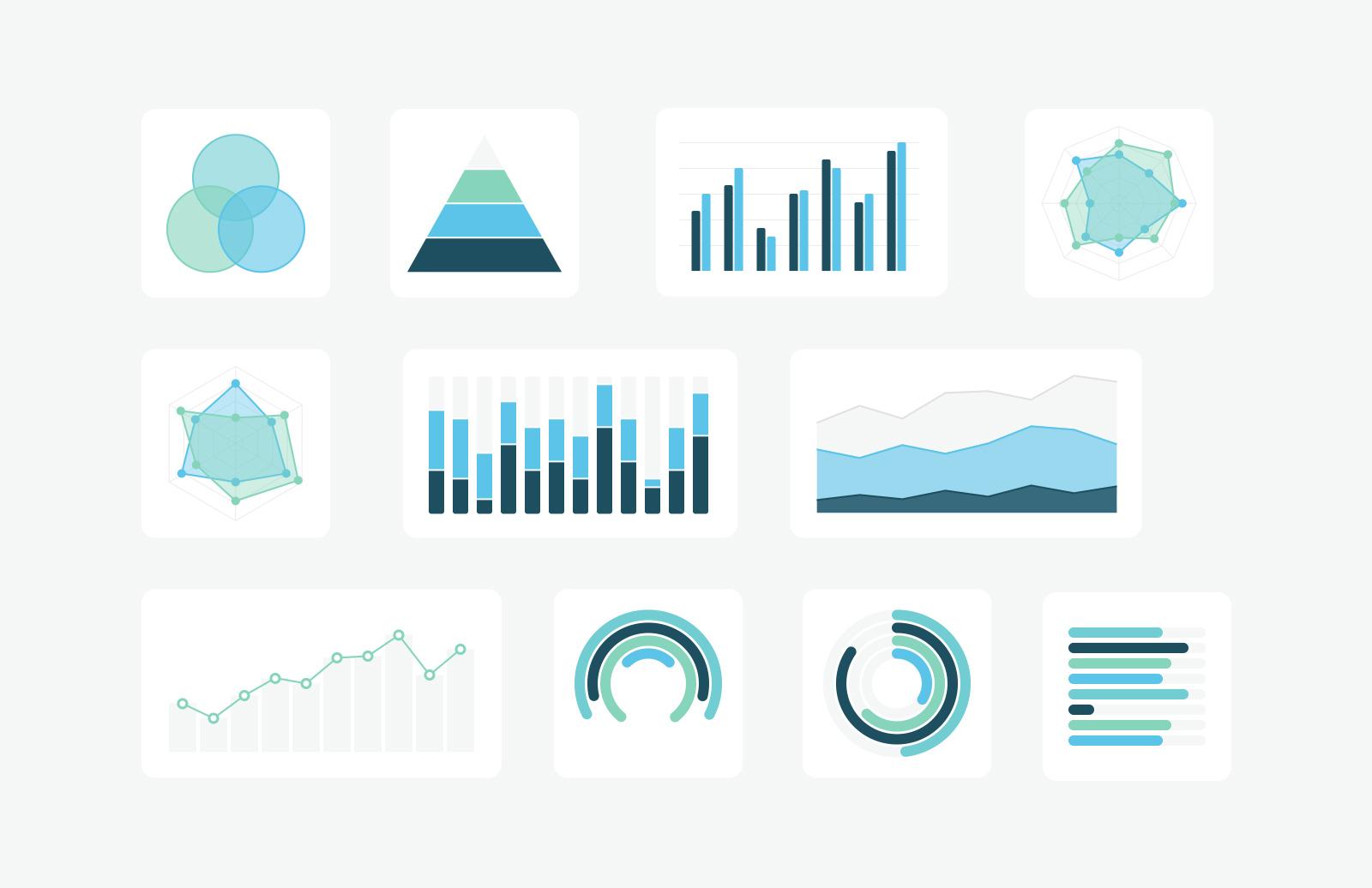 Vector Graphs & Charts (SVG) 2