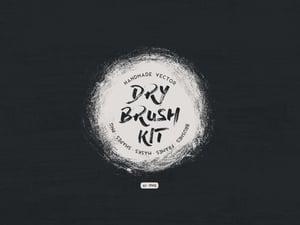 Vector Dry Brush Kit 1