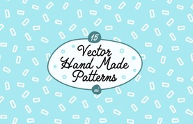 Vector Hand Made Patterns