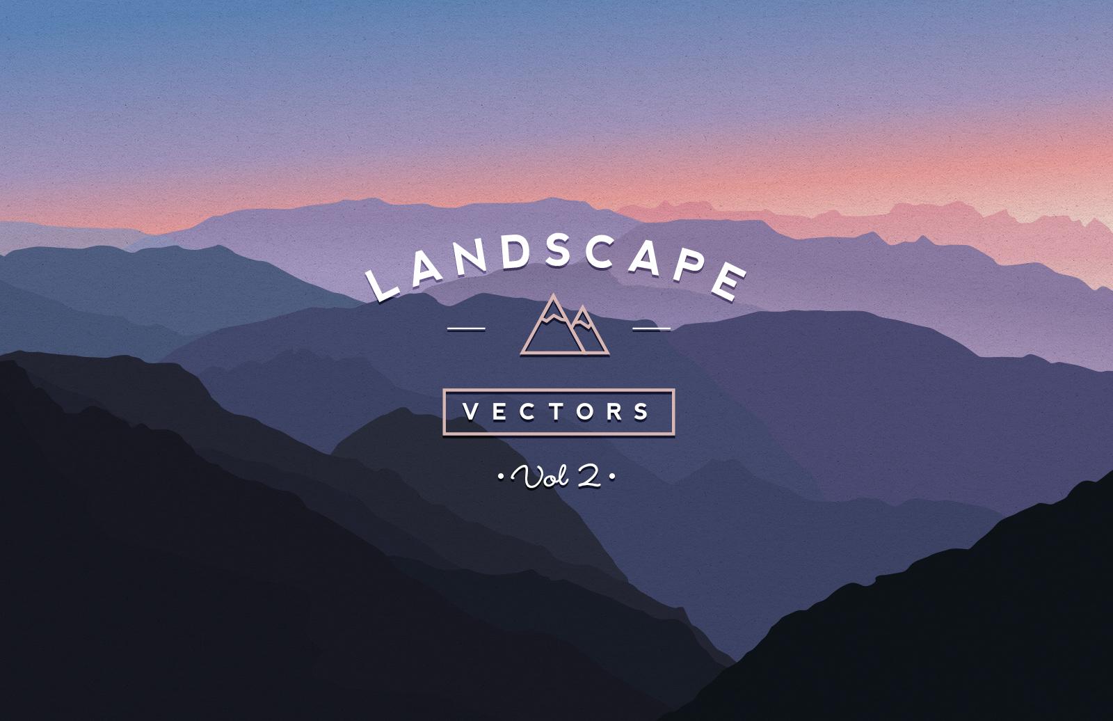 Vector  Landscapes  Vol 2  Preview 1