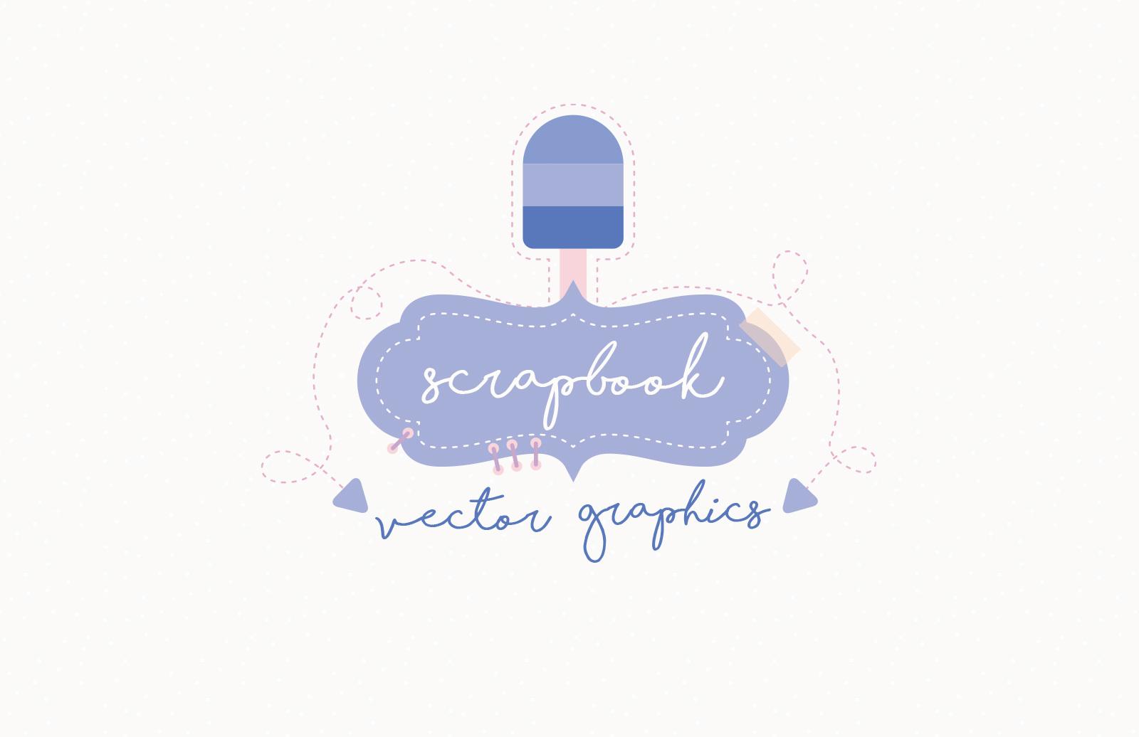 Vector Scrapbook Graphics 1