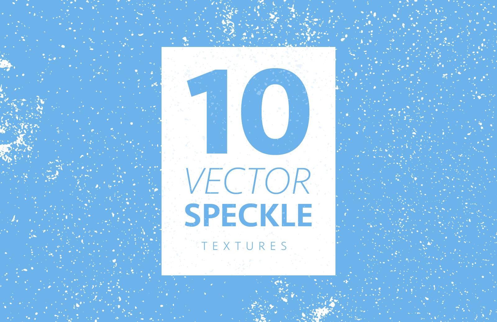 Vector Speckle Textures