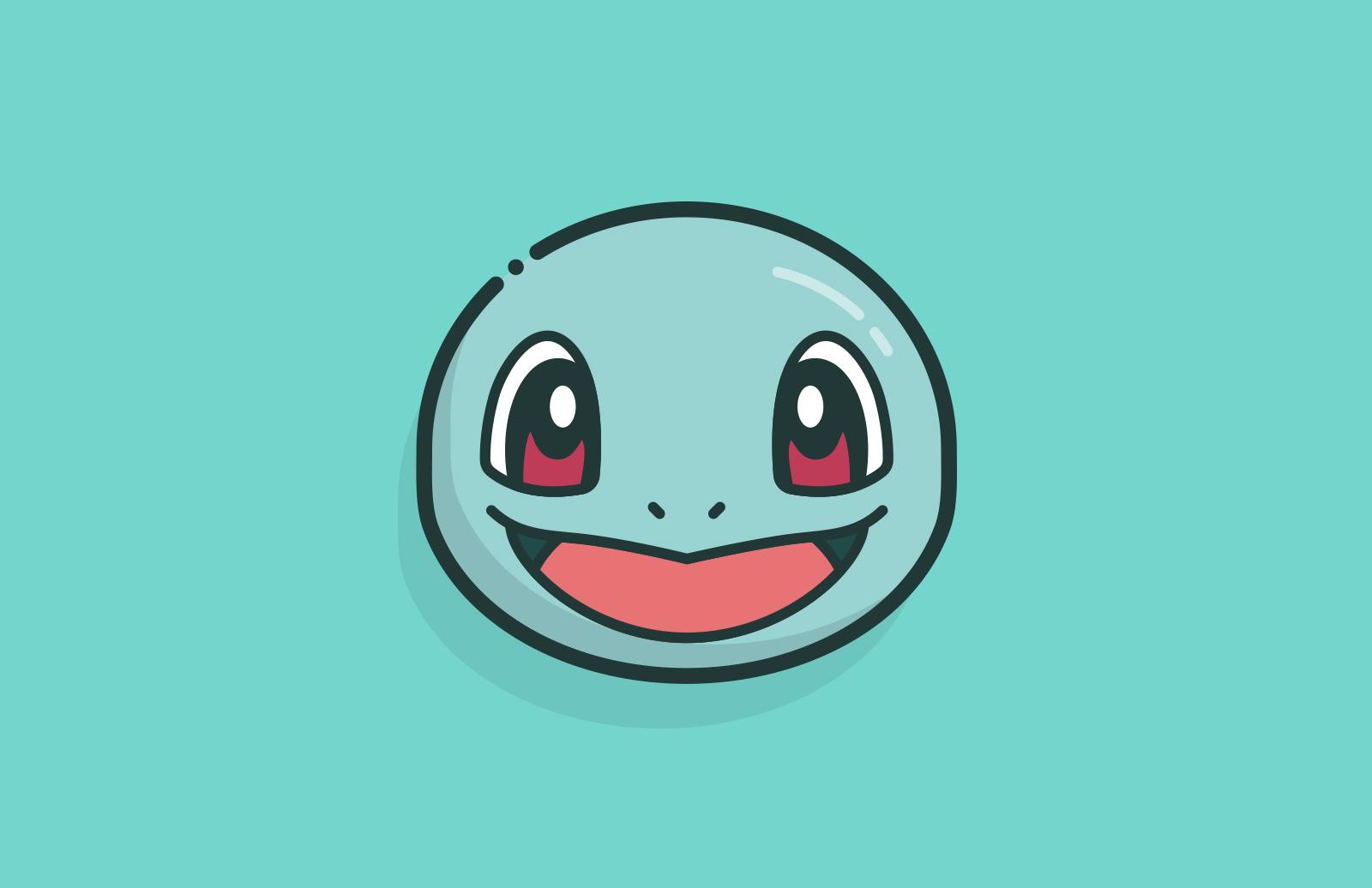 Vector  Pokemon  Faces  Preview 4A
