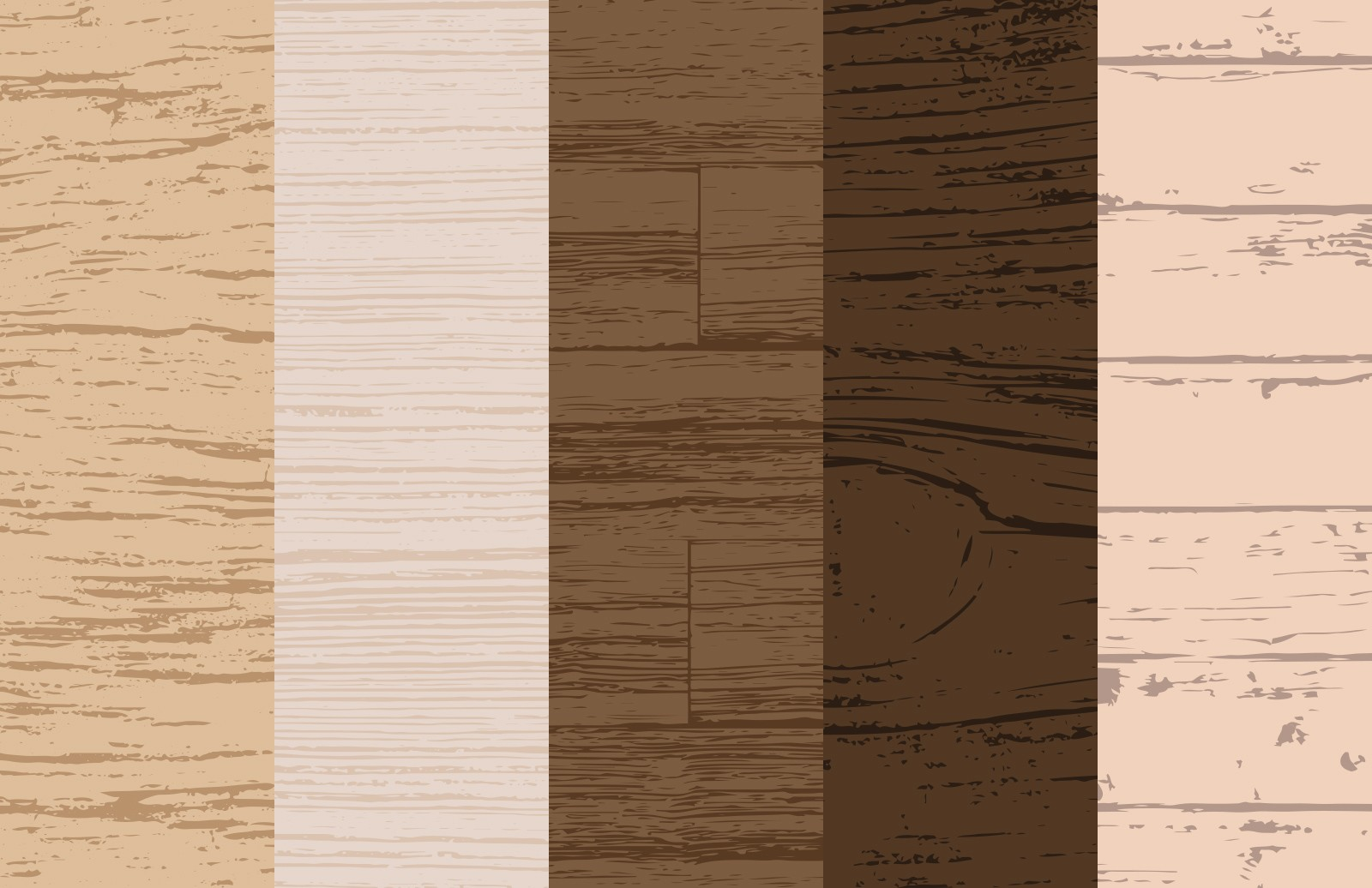 Vector  Wood  Grain  Backgrounds  Preview 2
