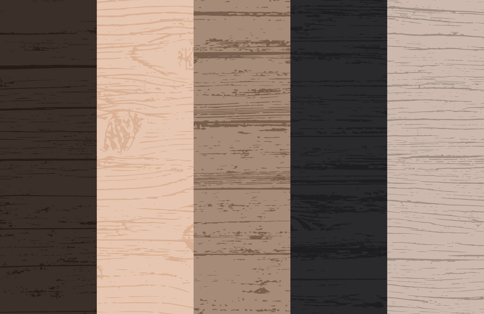 Large Vector  Wood  Grain  Backgrounds  Preview 3