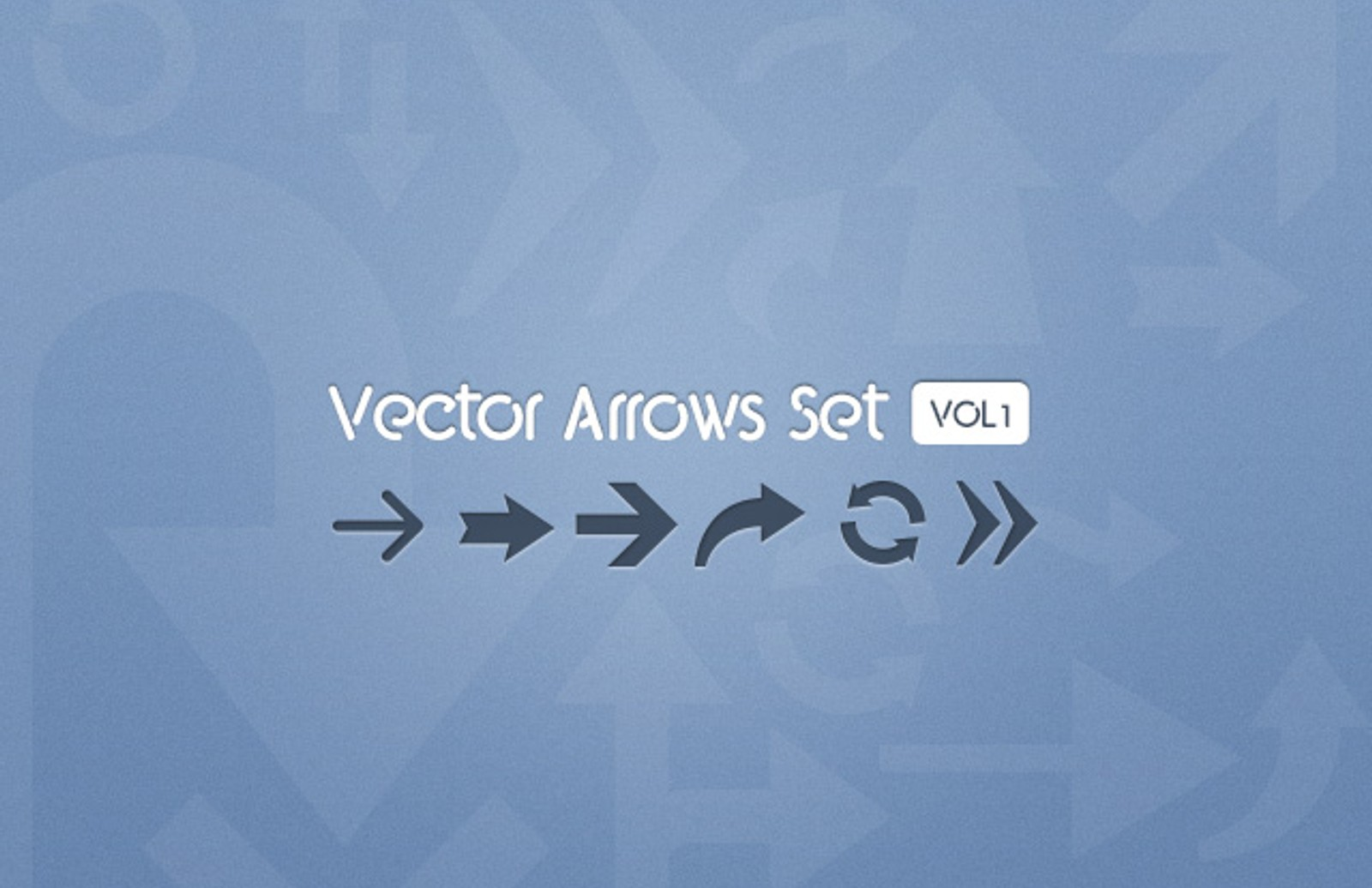 Vector  Arrows  Preview1