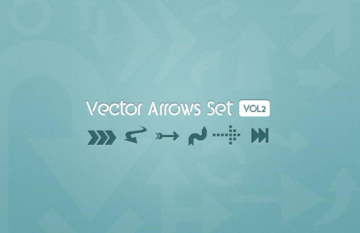 Vector  Arrows 2  Preview1
