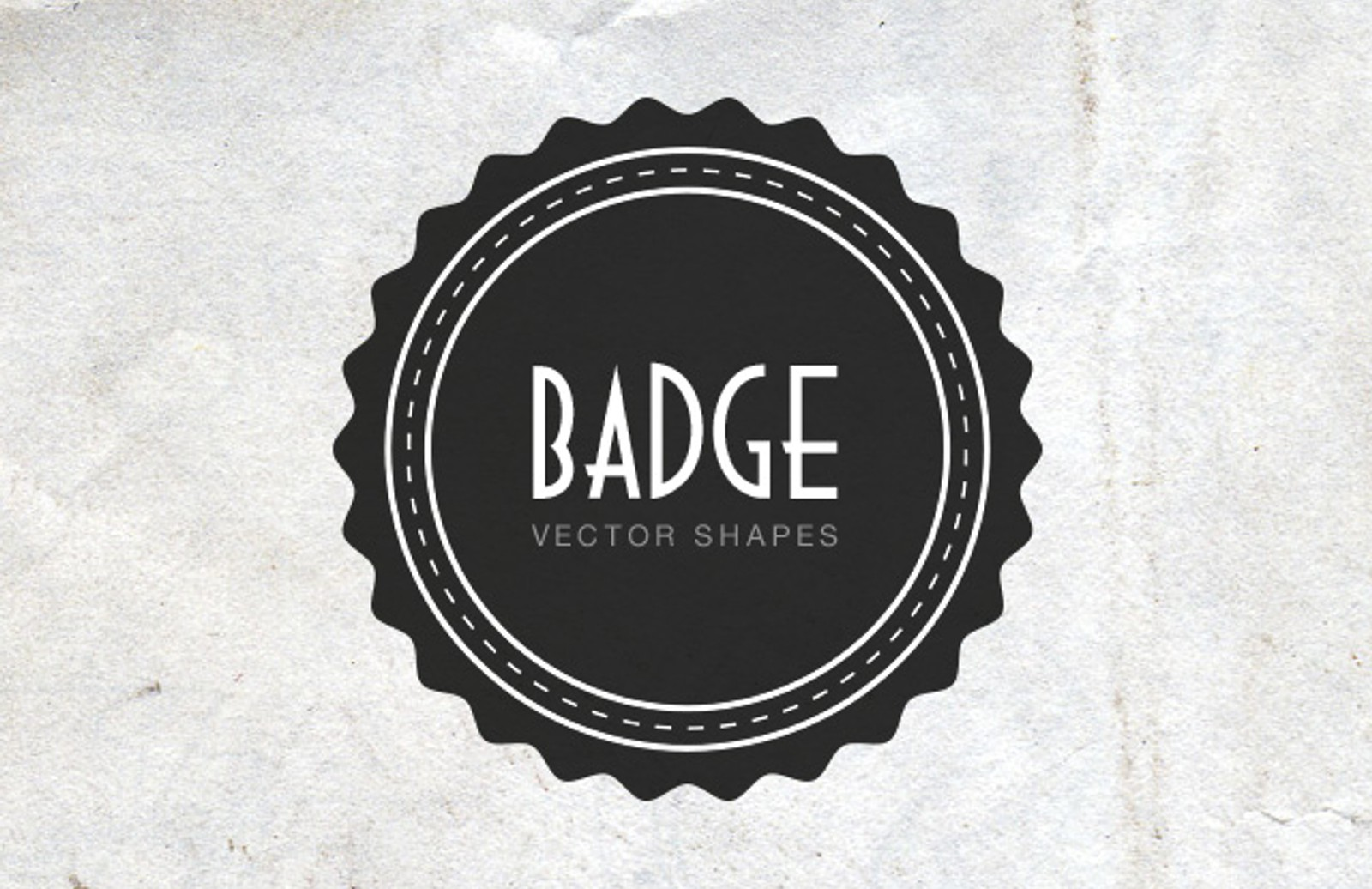 Vector  Badge  Shapes  Preview1