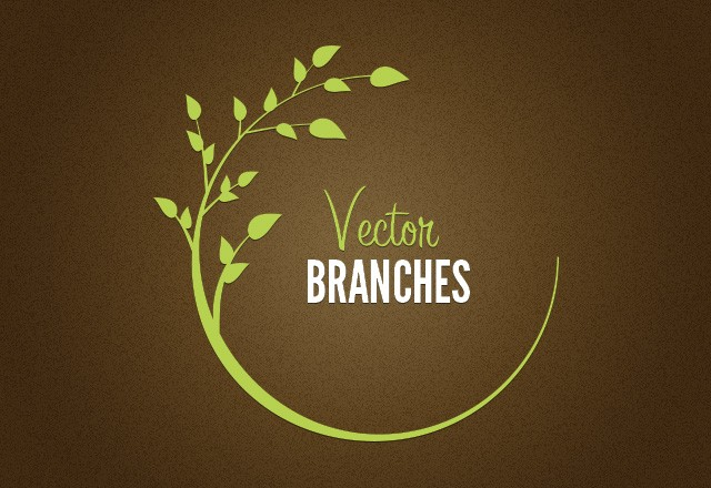 Vector Leaves & Branches