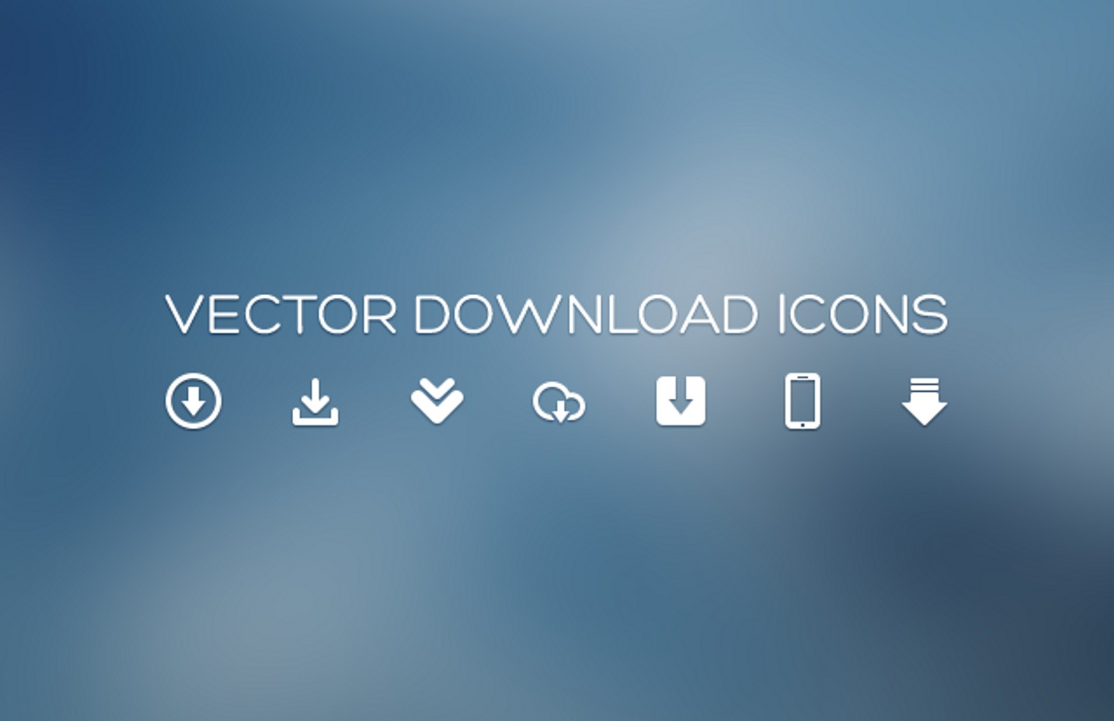 Vector  Download  Icons  Preview1