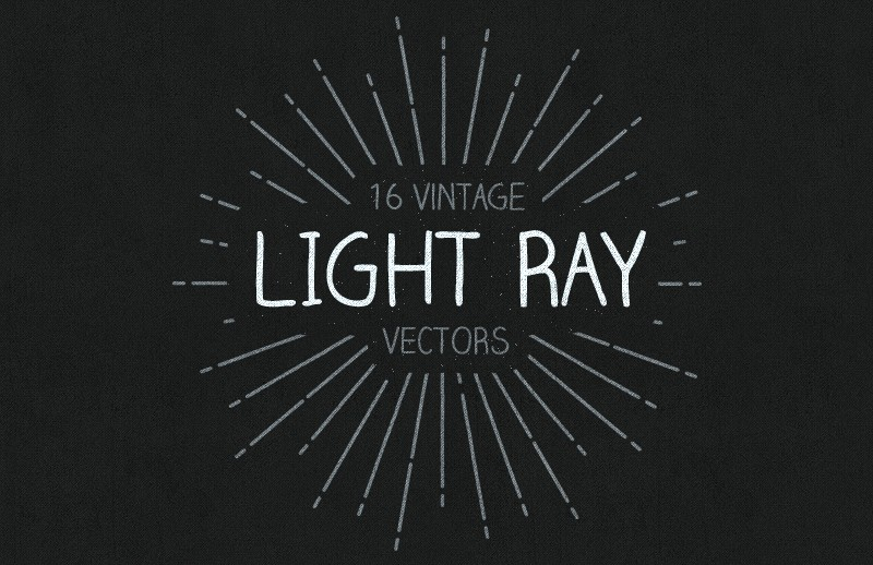 Vintage Light Ray Vectors — Medialoot for Vector Light Rays Vintage  166kxo