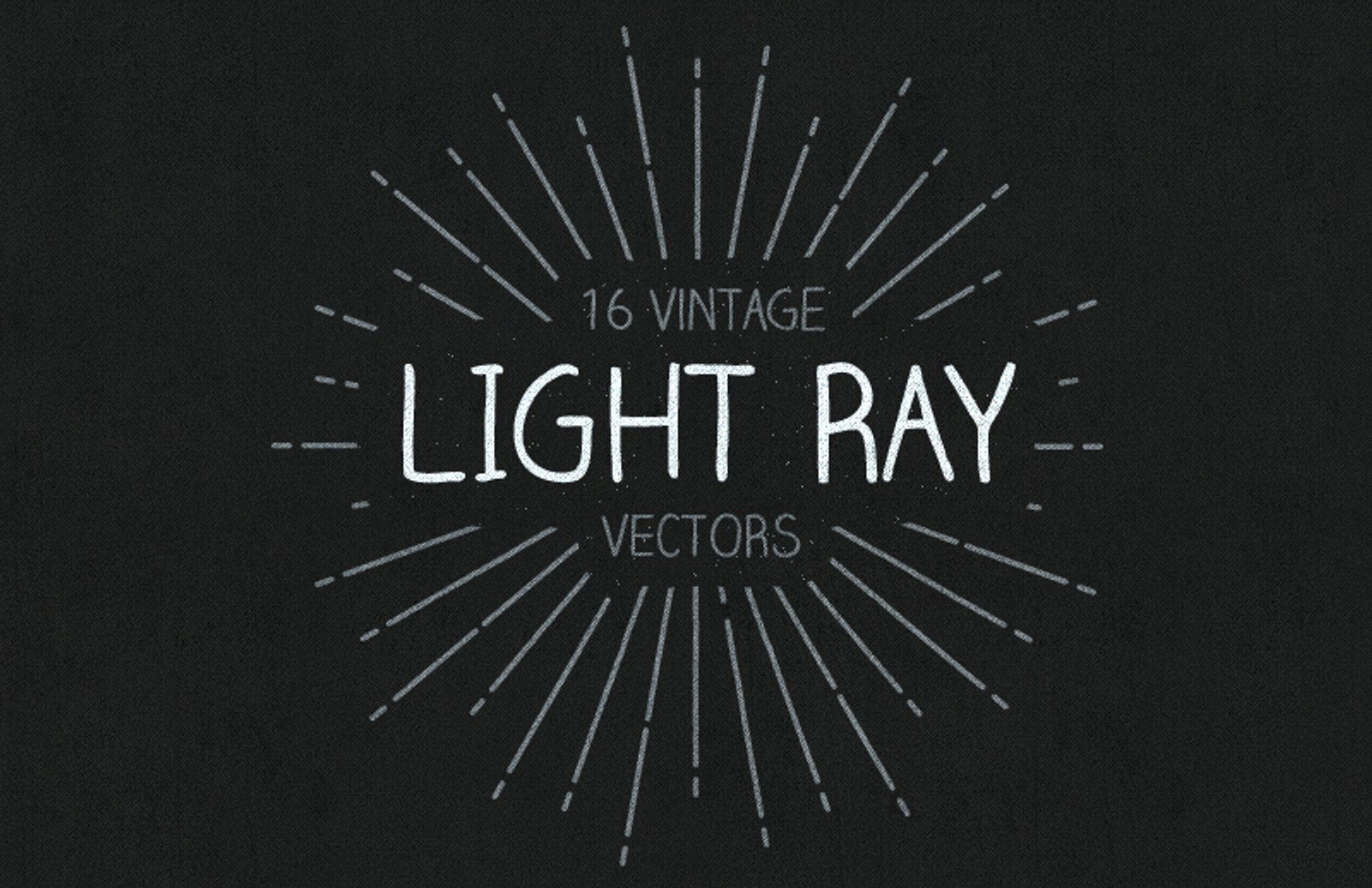 Vintage  Light  Ray  Vectors  Preview 1