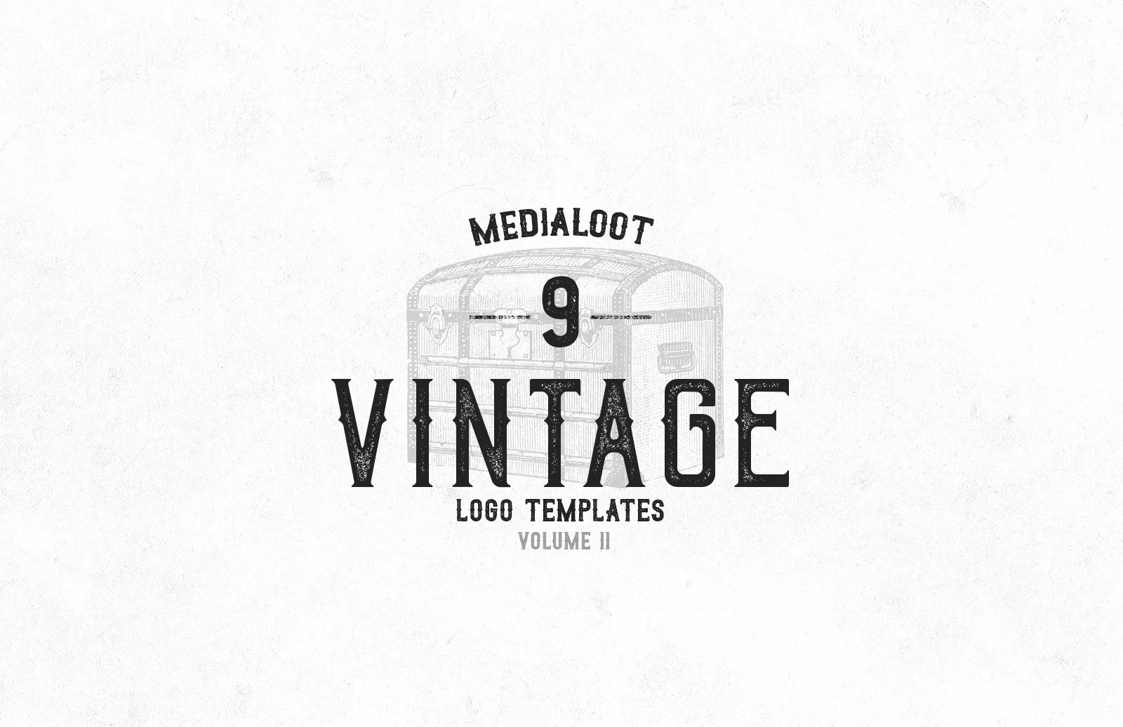 Vintage Logo Templates Volume 2 Preview 1