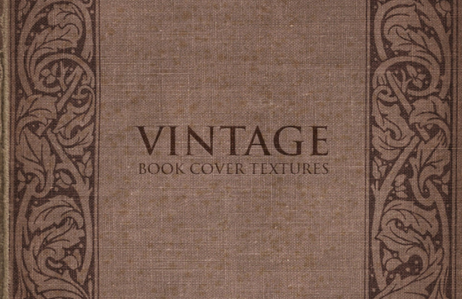 Book Cover Vintage Yoga : Vintage book cover textures — medialoot