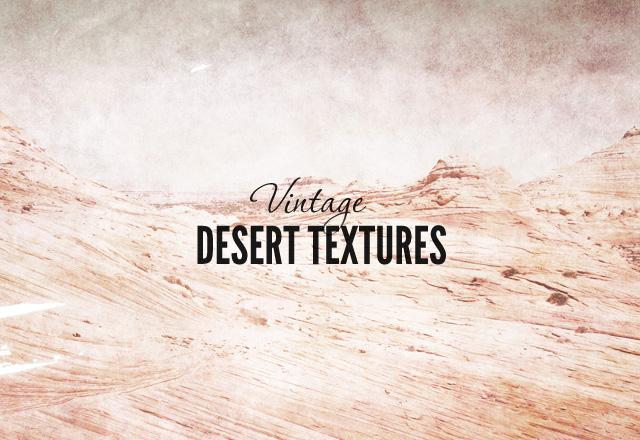 Vintage Desert Textures