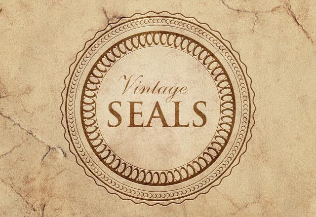 Vintage Seals