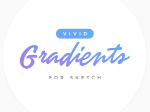 Vivid Gradients for Sketch 1